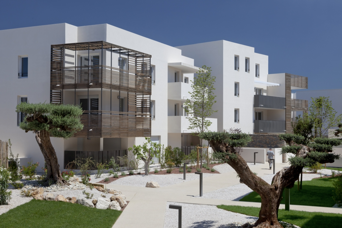 La Résidence Villa Avanti à Baillargues
