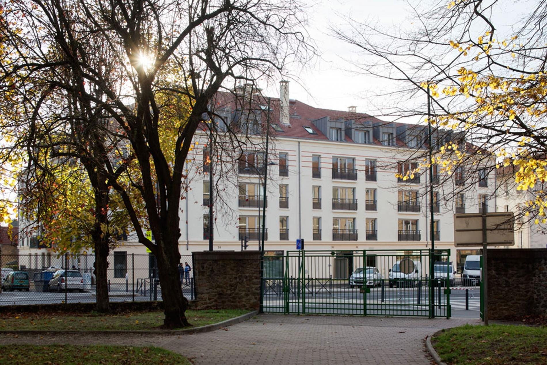 La Résidence Villa des Bois à Brou sur Chantereine