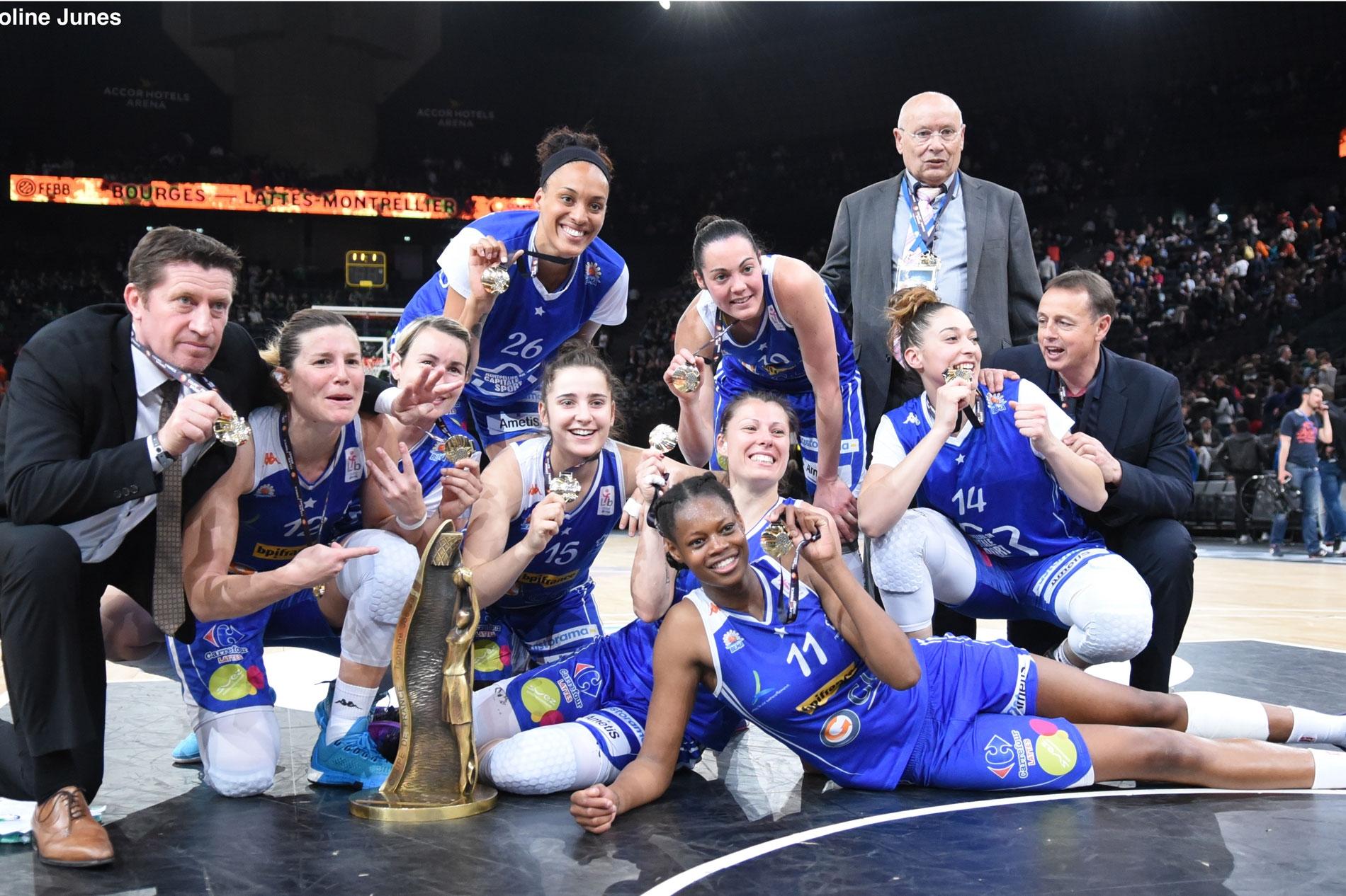 Basket Lattes Montpellier Agglomeration