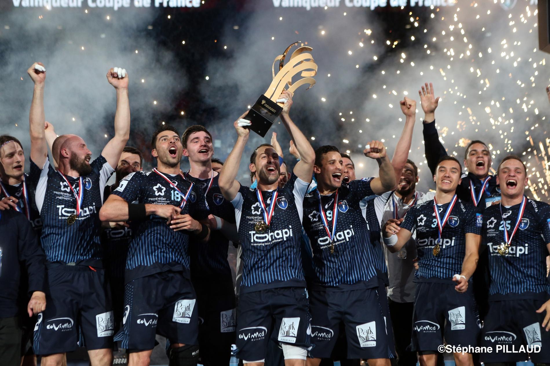 La Coupe de France 2016, le 40e titre du MHB